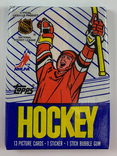 1989 Topps Hockey Pack