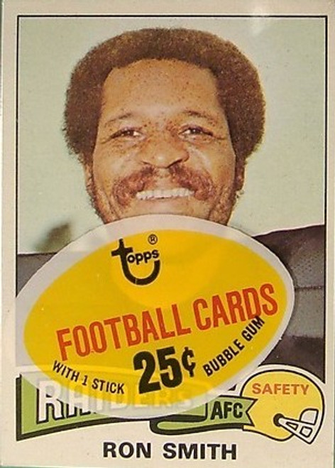 1975 Topps Football Cello Pack