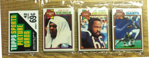1979 Topps Football Rack Pack