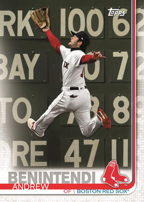 2019 Topps Baseball Factory Set