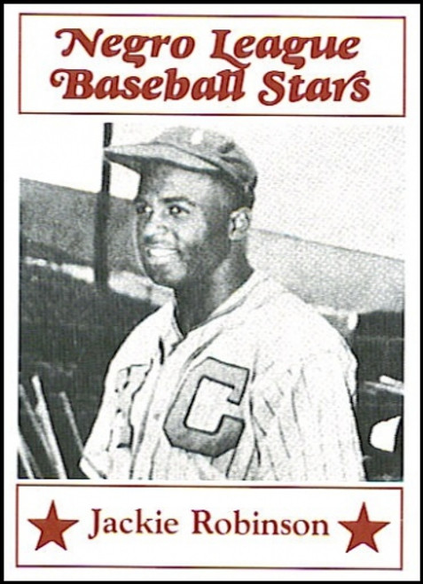 Negro League Baseball Stars Set