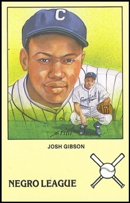 Negro League Postcard Set