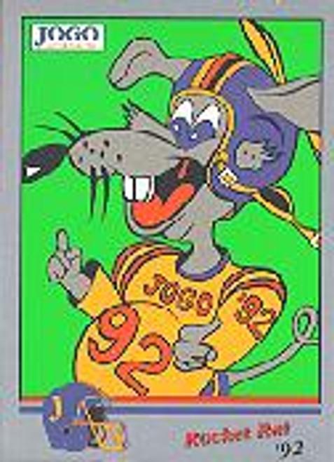 1992 JOGO CFL Canadian Football Promo Set (3 Card Set)