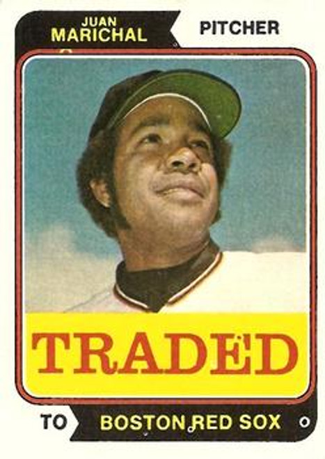 1974 Topps Traded Set