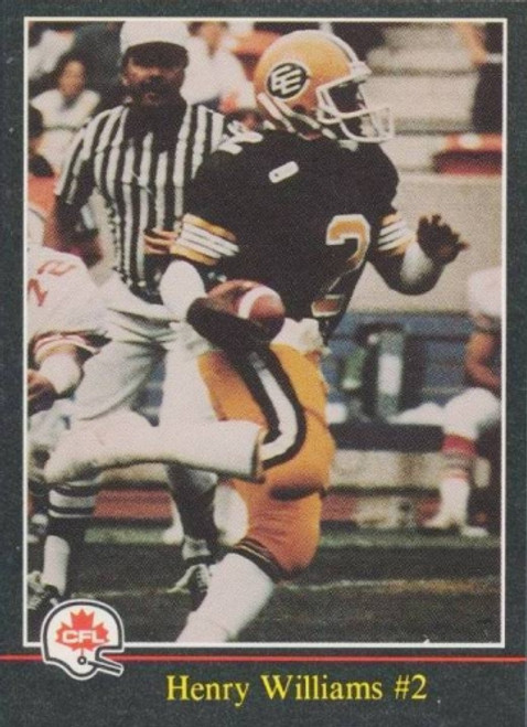 1988 Jogo CFL Regional Team Sets (All 8 Teams) (106 Cards)