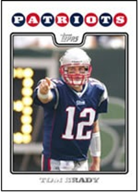 2008 Topps Football Factory Set