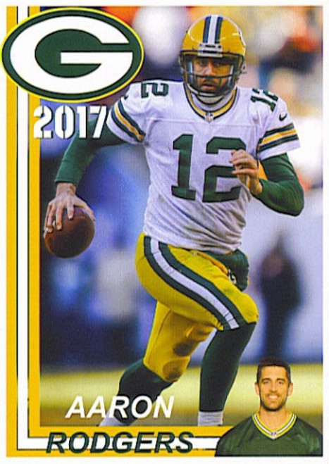 2017 Green Bay Packers Police Set