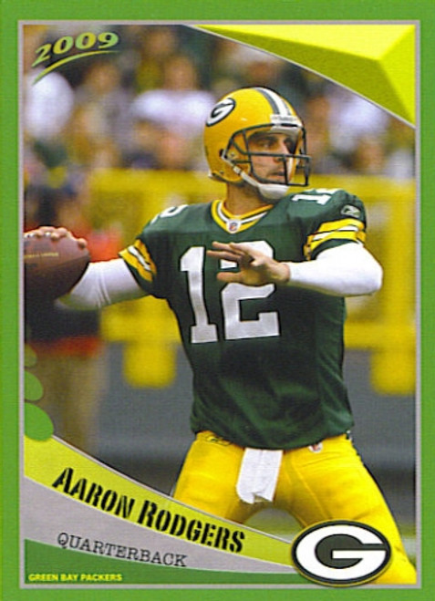 2009 Green Bay Packers Police Set