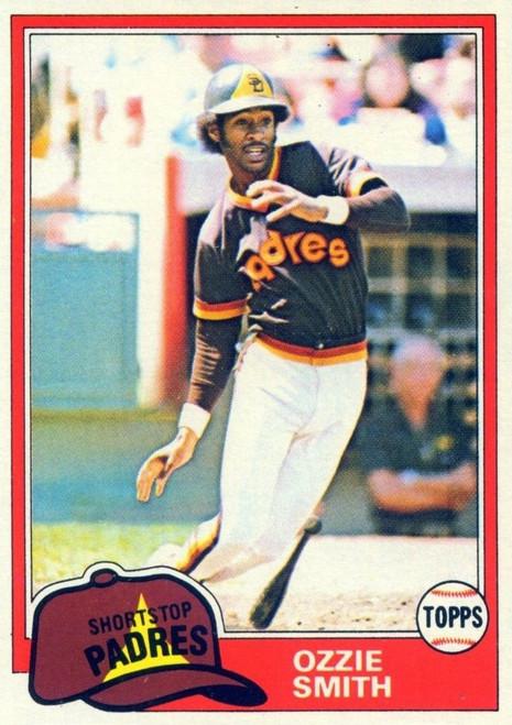 1981 Topps Baseball Set