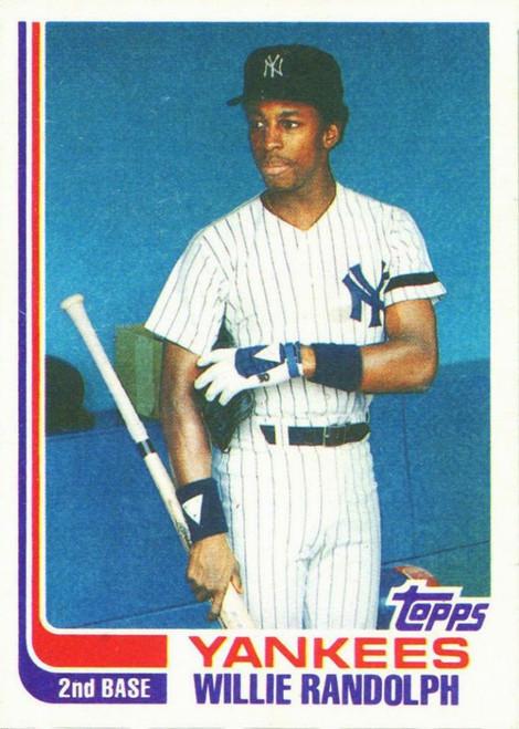 1982 Topps Baseball Set