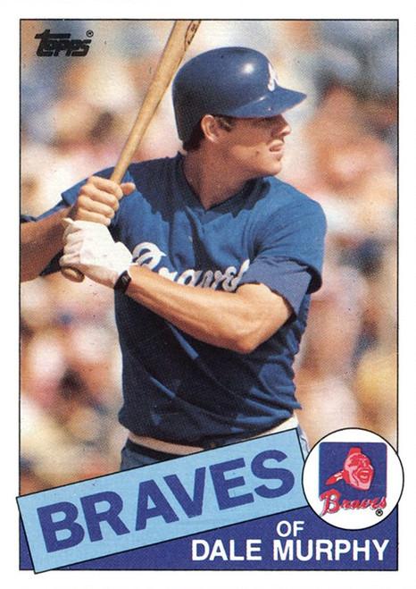 1985 Topps Baseball Set