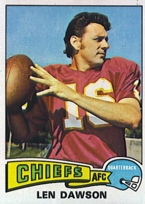 1975 Topps Football Set