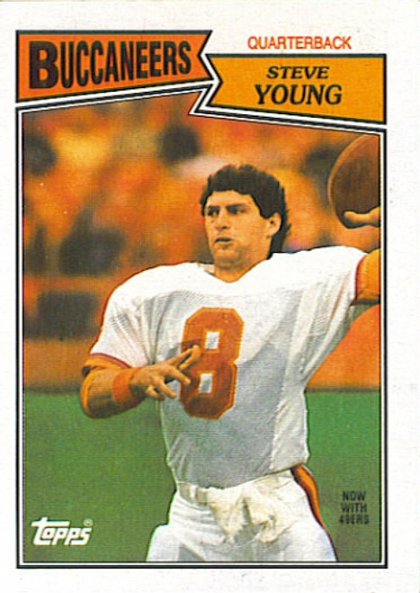1987 Topps Football Set