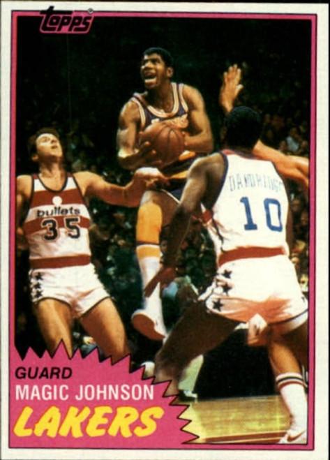 1981-82 Topps Basketball Set (Non-Regional)