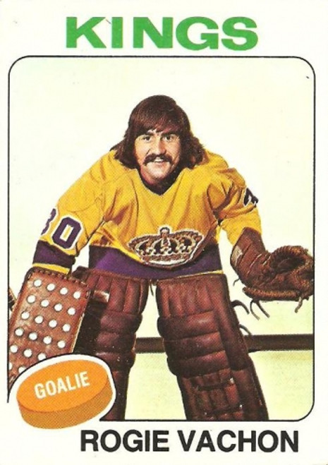 1975-76 Topps Hockey Set