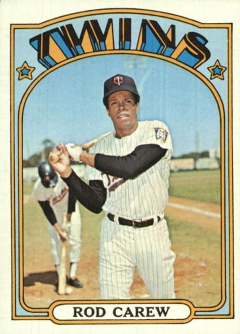 1972 Topps Baseball Series #6