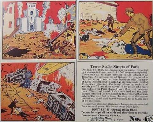 1938 Don't Let It Happen Over Here Reprint Set