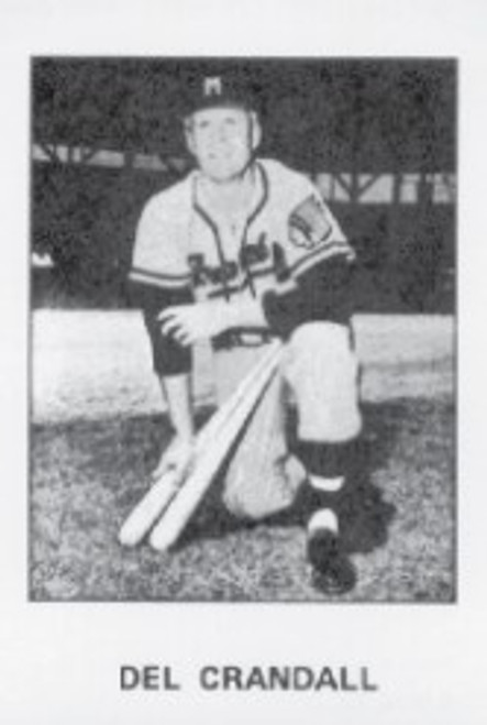 Milwaukee Braves Greats Reprint Set