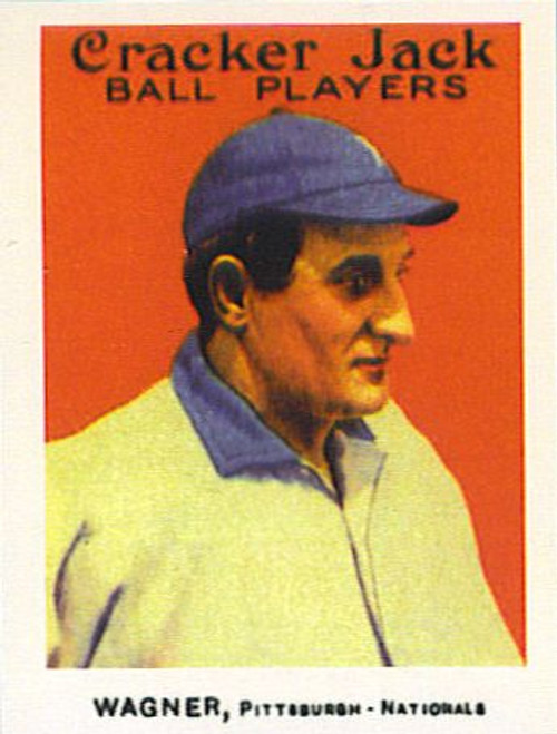1915 Cracker Jack Hall of Fame Set