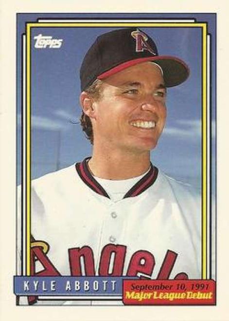 1992 Topps Major League Debut Factory Set
