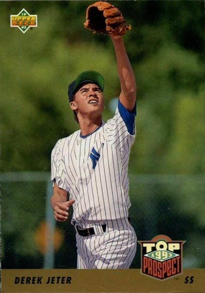 1993 Upper Deck Baseball Factory Set