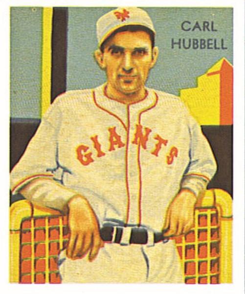1934-36 National Chicle Diamond Stars Reprint Set