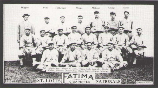 T200 Fatima Team Cards Reprint Set
