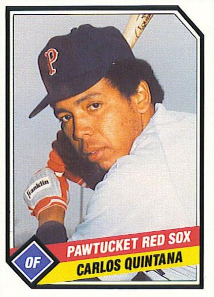 1989 Pawtucket Red Sox
