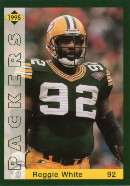 1995 Green Bay Packers Police Set