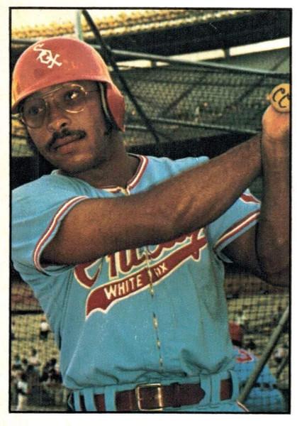 1976 SSPC Team Set - Chicago White Sox