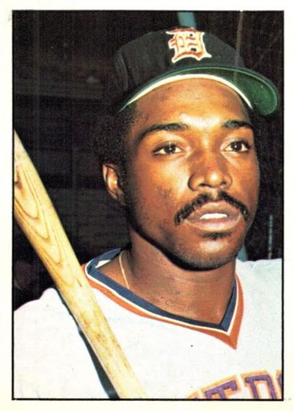 1976 SSPC Team Set - Detroit Tigers