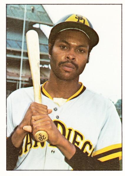 1976 SSPC Team Set - San Diego Padres