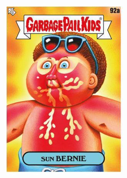 2021 Topps Garbage Pail Kids #2 Going On Vacation Hobby Box