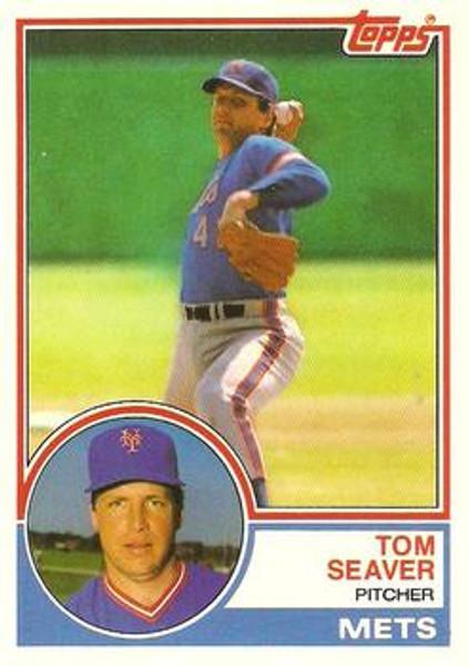 1983 Topps Baseball Traded Factory Set