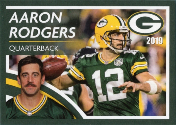 2019 Green Bay Packers Police Complete Set