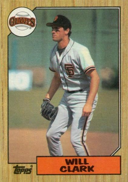 1987 Topps Baseball Set