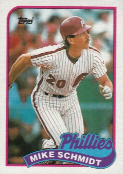 1989 Topps Baseball Set