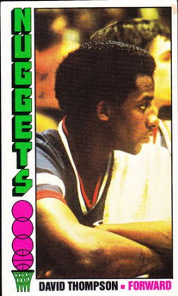 1976-77 Topps Basketball Set