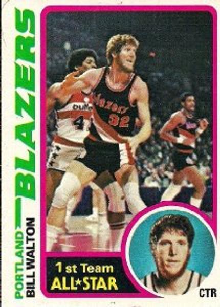 1978-79 Topps Basketball Set