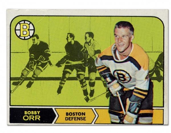 1968-69 Topps Hockey Set