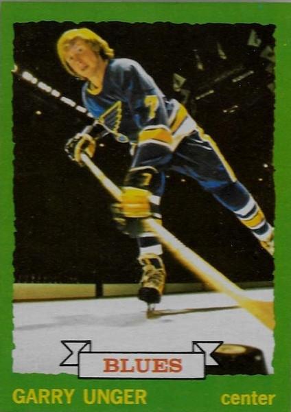 1973-74 Topps Hockey Set