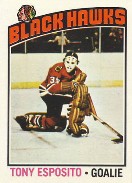 1976-77 Topps Hockey Set