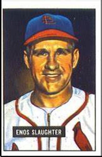 1951 Bowman Baseball Reprint Set