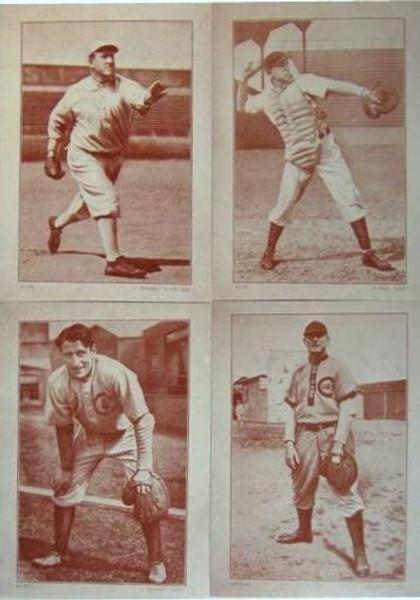 1910 Plow Boy Tobacco Set