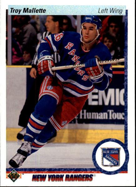 1990-91 Upper Deck Hockey Unopened Box
