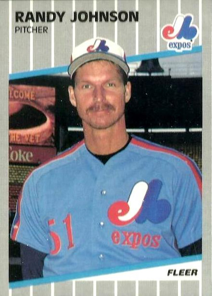 1989 Fleer Baseball Factory set