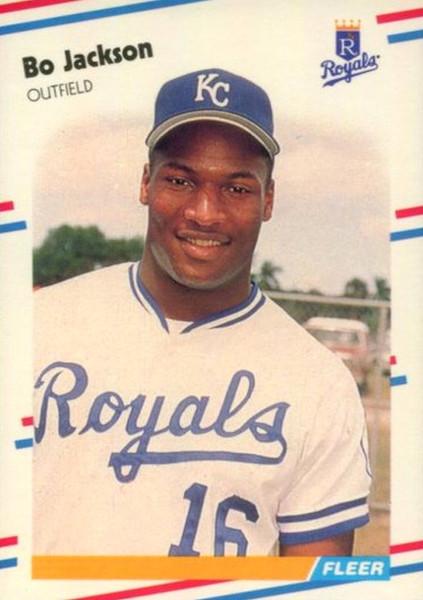 1988 Fleer Baseball Glossy Set
