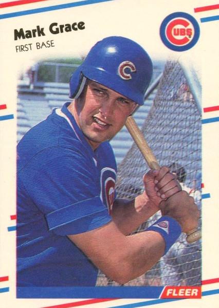 1988 Fleer Baseball Glossy Update Set