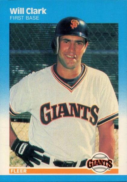 1987 Fleer Baseball Glossy Set