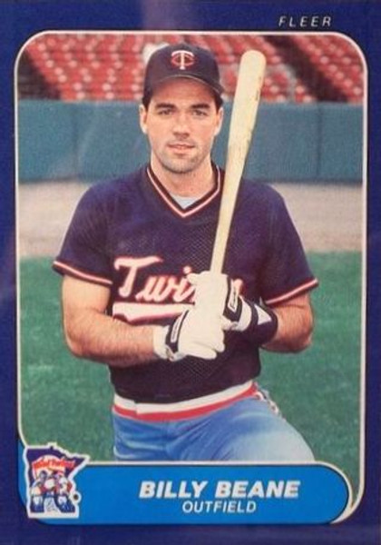 1986 Fleer Baseball Update Factory Set